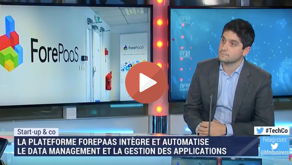 ForePaaS annonce l'extension de sa Marketplace aux domaines de l'Intelligence Artificielle et du Machine Learning