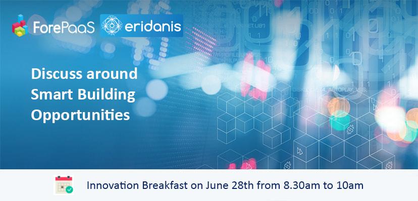 Innovation Breakfast on June 28th