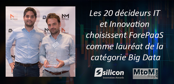 NetMediaGroup a remis ses Silicon Innovation Awards