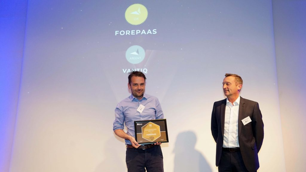ForePaaS récompensé aux Silicon Innovation Awards 2019