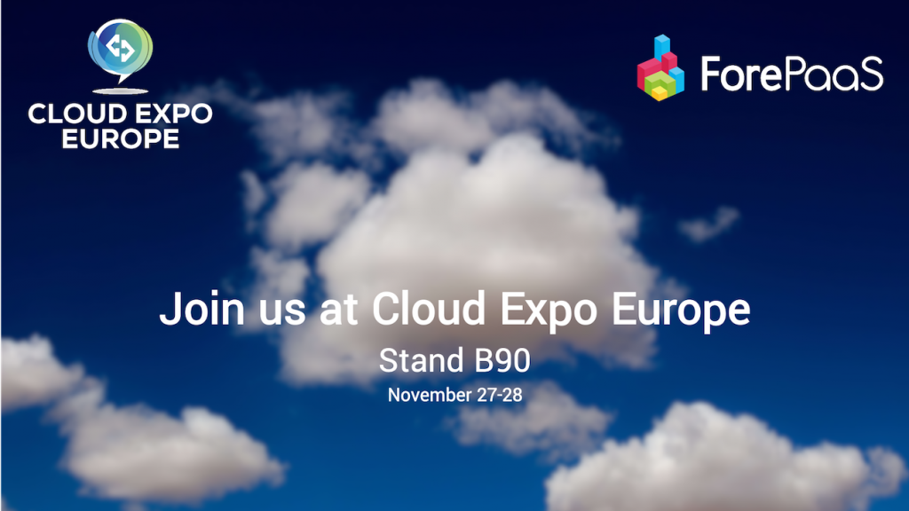 Join us at Cloud Expo Europe